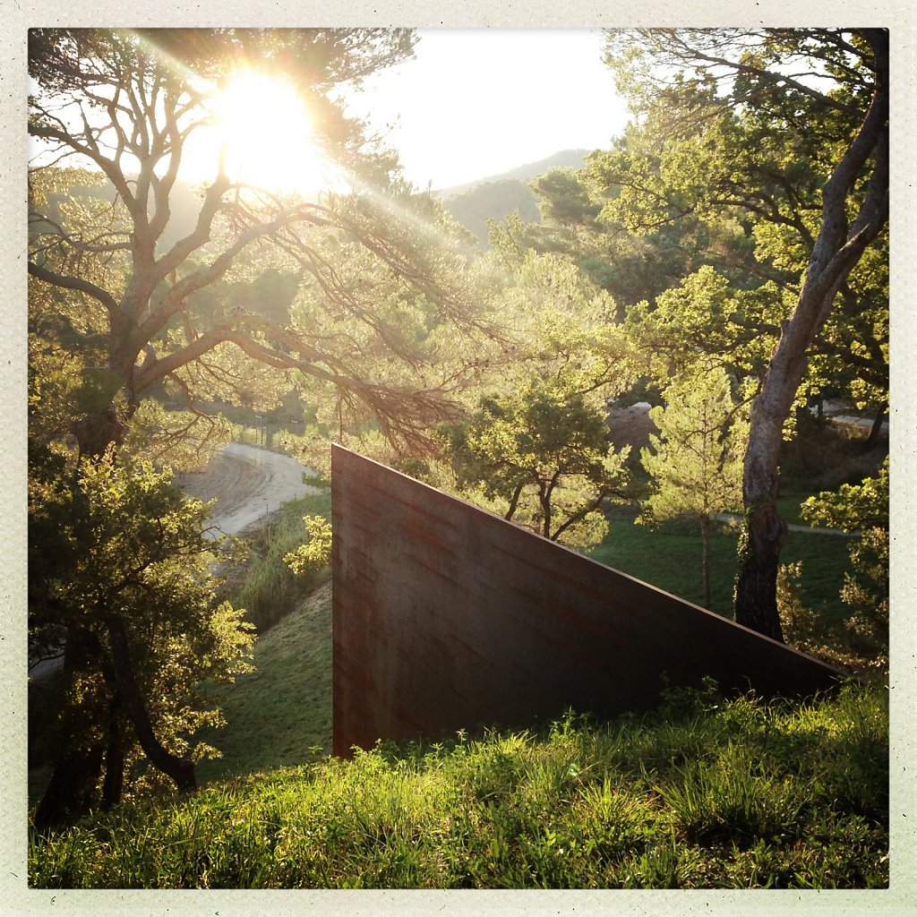 Aix - 2008 - Richard Serra