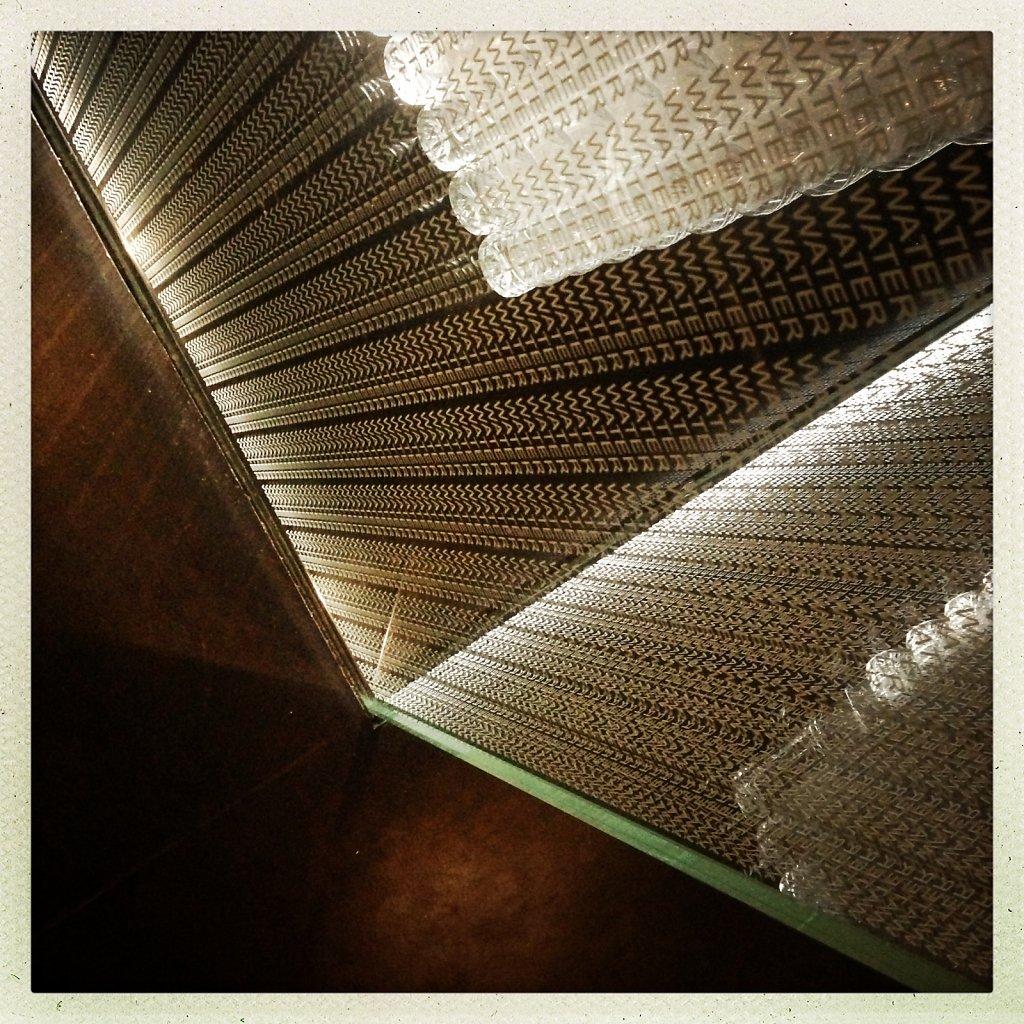 Pavillon Four cubes to centemplate our environment - 2008-2011 - Tadao Ando