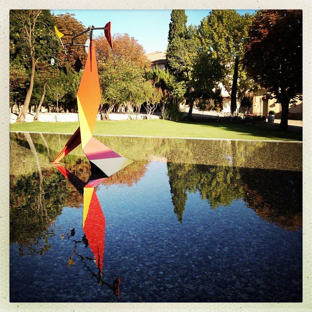 Small crinkly - 1976 - Alexander Calder